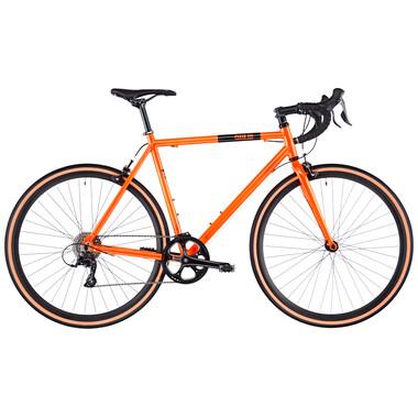 Vélo de Ville FIXIE INC. FLOATER RACE 8V Orange 2020